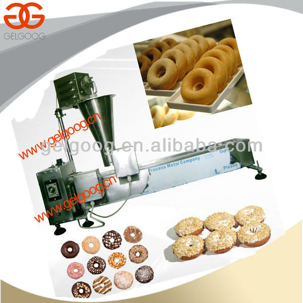 Automatic Doughnut Factory: Automatic Mini Donut Machine
