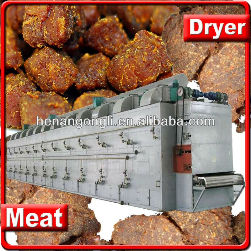Hot Air Circulation Coconut Drying Machine From China