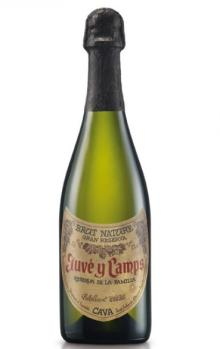 Champagne Cava Jume and Camps Brut Nature