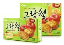 Outstanding Home Made Type Cookie! Soft Apple Jam Cookie Small Pack. Model: JCS-140
