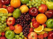 FRESH FRUITS AND CITRUS FRUITS