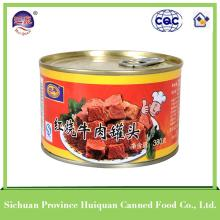 wholesale china products ready to eat oem brands canned beef