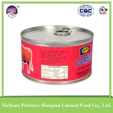 2014 hot selling oem brands canned corned beef