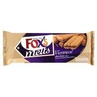 Foxs Melt Chocolate Viennese Biscuits