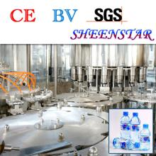 Complete fully automatic mineral water production line
