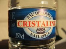 CRISTALINE cheap Mineral Water