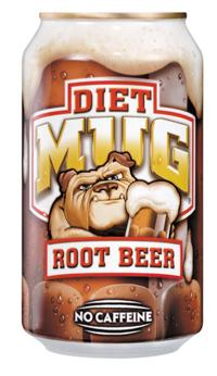 Diet Mug Root Beer