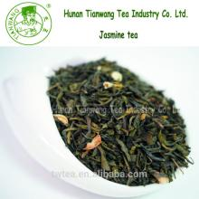 High aroma jasmine green tea benefit for slimming