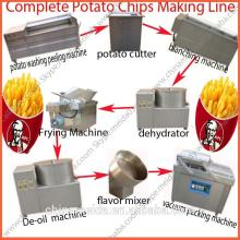27 Models 80-5000kg/h Stainless Steel Electric Automatic potato chip and french fries cutting machin