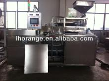 Automatic Oatmeal chocolate bars/Chocolate granola bar /muesli bar/crunchy bar production line