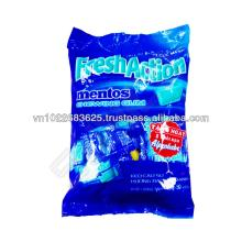 Mentos Chewing Gum Fresh Action 140g Bag