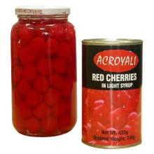 Best-Selling Canned Red Cherries