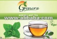 Moringa Mint Flavor Tea