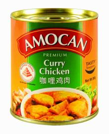 Amocan Canned Curry Chicken