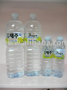 Jeju Bottled mineral water, G-Nectar energy drink