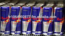 Authentic Bull Energy Drink Red / Blue / Silver