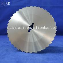 stainless steel rotary blade for meat slicer machine