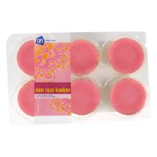 Dutch food products : Roze koeken pink cakes