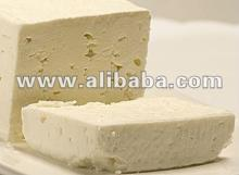White brined cheese from sheep