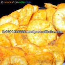 how to make banana chips at home in hindi