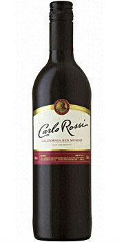 Carlo Rossi red wine