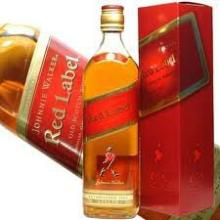 Johnnie Walker Scotch Red Label 750ML 12 pack case