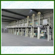 100tpd maize mill/maize milling machine