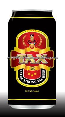 Extra Strong Tax Beer