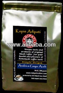 Ground Coffee Arabica Gayo Aceh