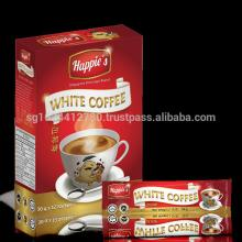 Happie's White Coffee -- Singapore Beverage Brand