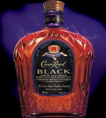 Crown Royal Black Canadian Whiskey