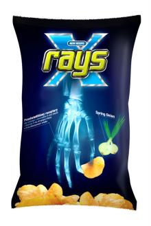X-rays Potato chips