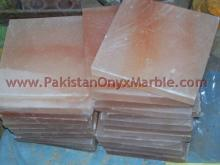Natural Rock Salt Cooking Salt Plates & Bricks