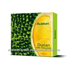 Auston Durian Milk Chocolate 132g