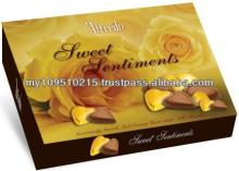 Alfredo Sweet Sentiments Heartshape Milk - 400G