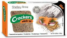 Whole Rye Crackers