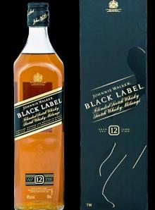 BLACK LABEL WHISKEY FOR SELL
