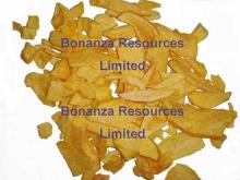 Freeze Dried Papaya Chips