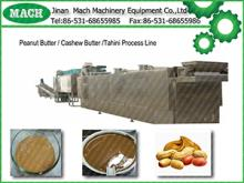 Peanuts/Sesame/Nuts Butter processing line/sesame butter processing line