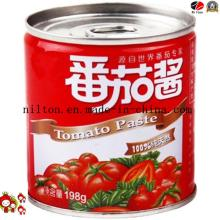 Sweet and Sour Tomato Paste Ketchup