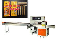 Pet dog food packaging machine