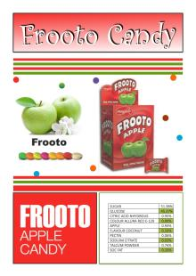 Frooto Apple