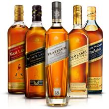 Johnnie Walker Scotch Whisky Products