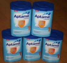 APTAMIL INFANT BABY MILK POWDER