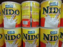 Nido whole milk powder 26% fat