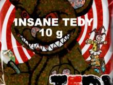 insane teddy herbal incense
