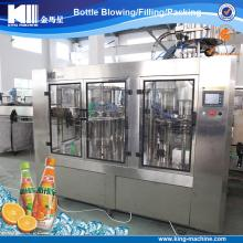 Juice Bottle Filling Plant