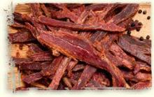 Dried Beef Jerky
