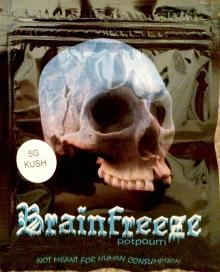 Brain Freeze Herbal Incense