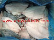 Tilapia Fillet with skinon for Israel